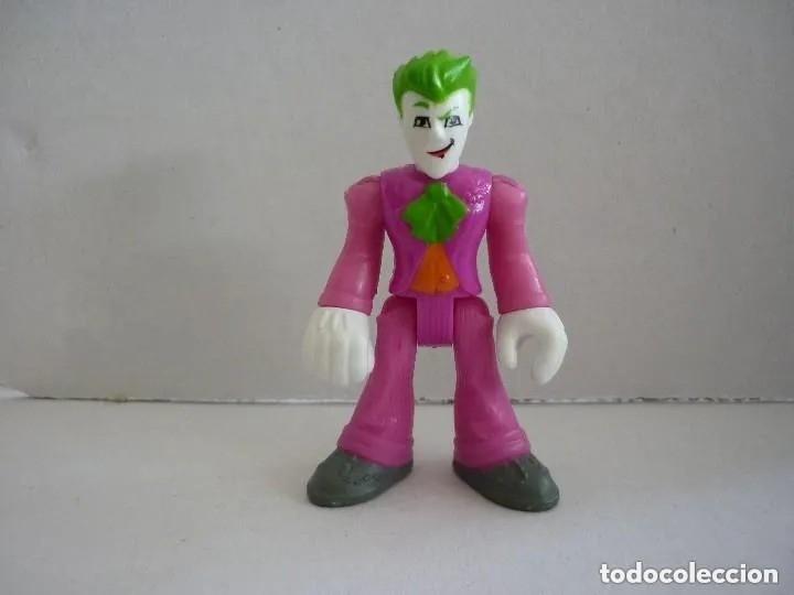FIGURA. JOCKER (BATMAN) -TM & DC COMICS - 7,5 CM (Juguetes - Figuras de Acción - DC)