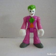 Figuras y Muñecos DC: FIGURA. JOCKER (BATMAN) -TM & DC COMICS - 7,5 CM. Lote 180442917