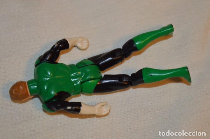 Figuras y Muñecos DC: GREEN LANTERN - PODERES, FIGURA SUPER POWERS, LINTERNA VERDE AÑO 1984 DC - Foto 6 - 219977880