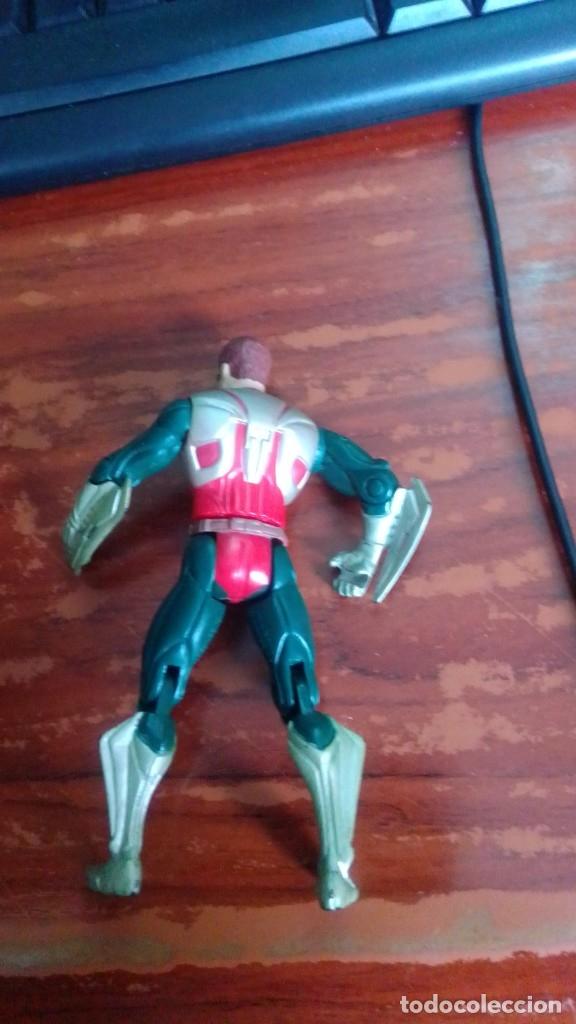 Figuras y Muñecos DC: Lote k. Muñeco figura de acción Robin de Batman DC comics año 1995 articulado 11 centimetros - Foto 2 - 182741991