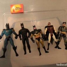 Figuras y Muñecos DC: VARIAS FIGURAS BATMAN DE KENNER DE LOS 90. Lote 182833143