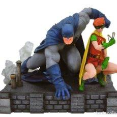 Figuras y Muñecos DC: BATMAN & ROBIN (DC GALLERY).. Lote 183192431