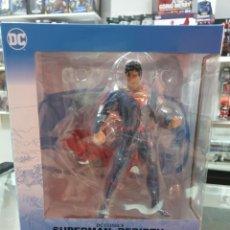 Figuras e Bonecos DC: SUPERMAN REBIRTH KOTOBUKIYA ARTFX+ DC. Lote 184024795