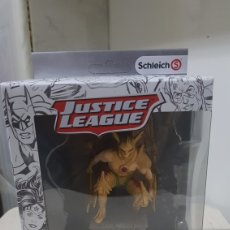 Figuras y Muñecos DC: HAWKMAN 11CM JUSTICE LEAGUE SCHLEICH NUEVO. Lote 185506053