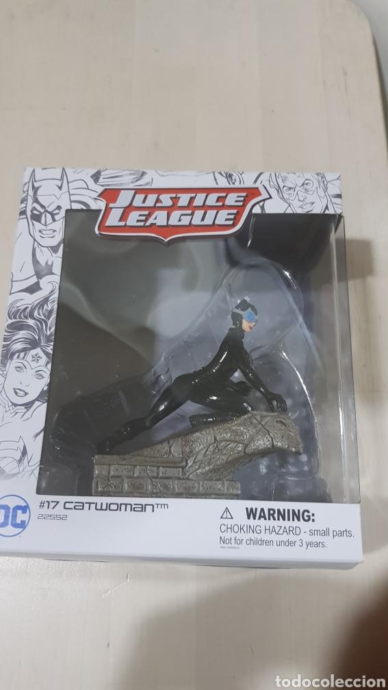 Figuras y Muñecos DC: CATWOMAN 11CM JUSTICE LEAGUE SCHLEICH NUEVO - Foto 2 - 185511632