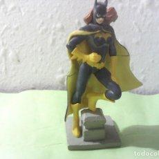 Figuras y Muñecos DC: BATGIRL GASHAPON BANDAI FIGURA 10,5 CM. Lote 185721988