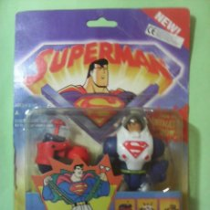 Figuras y Muñecos DC: NEUTRON STAR SUPERMAN KENNER THE ANIMATED SHOW. Lote 186267762
