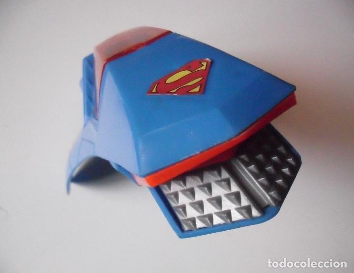 RARO VINTAGE 1984 ESTRELA SUPER POWERS SUPERMAN SUPERMOVEL BRAZIL (Juguetes - Figuras de Acción - DC)