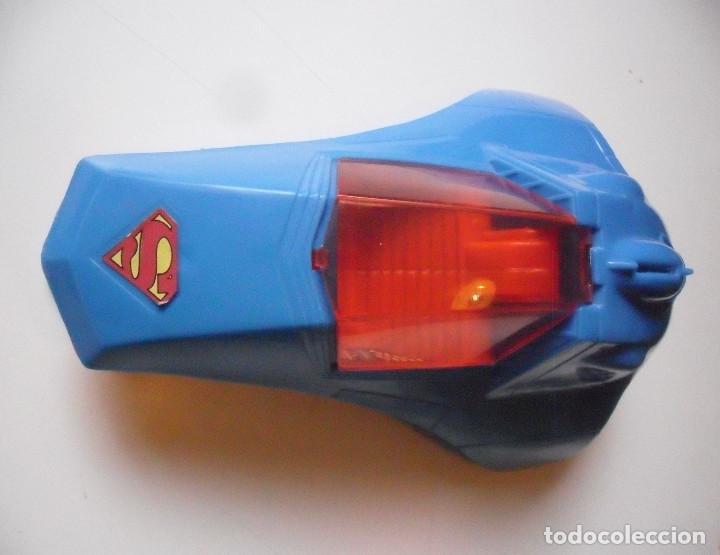 Figuras y Muñecos DC: RARO VINTAGE 1984 ESTRELA SUPER POWERS SUPERMAN SUPERMOVEL BRAZIL - Foto 3 - 189799796