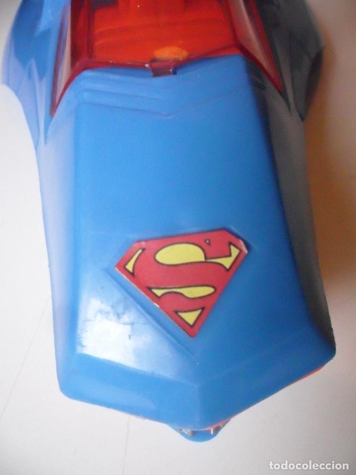 Figuras y Muñecos DC: RARO VINTAGE 1984 ESTRELA SUPER POWERS SUPERMAN SUPERMOVEL BRAZIL - Foto 12 - 189799796