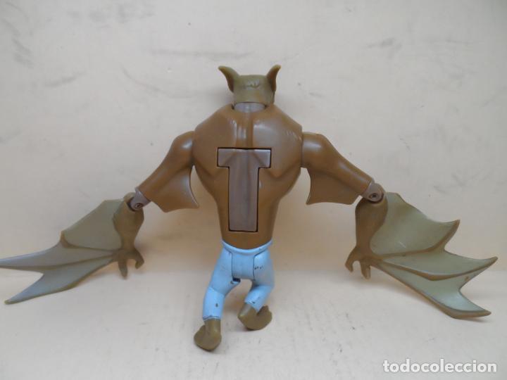 Figuras y Muñecos DC: FIGURA DC BATMAN (MAN BAT) THE ANIMATED SERIES 1993 KENNER - Foto 3 - 189836388