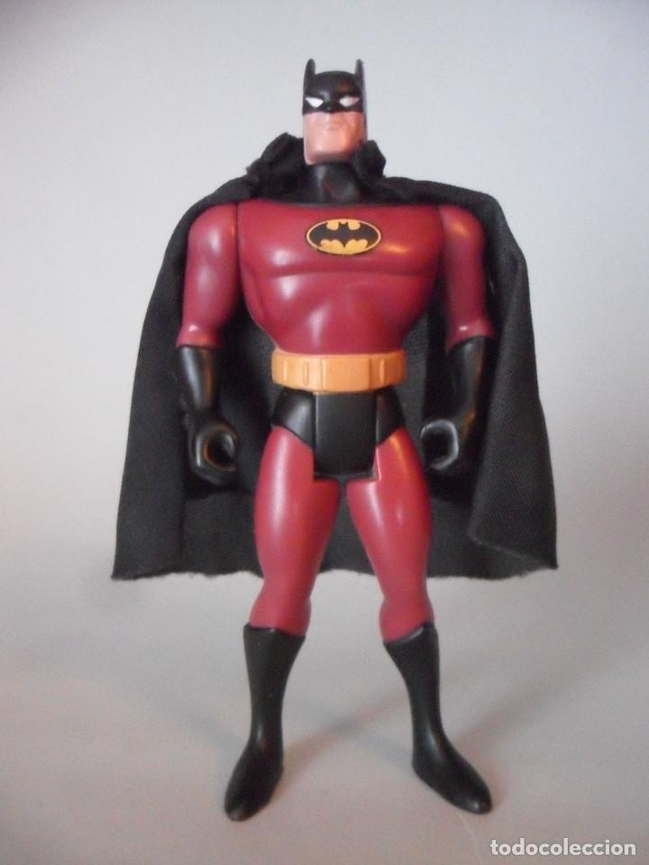 BATMAN THE ANIMATED SERIES BATMAN INFRARED KENNER 1993 (Juguetes - Figuras de Acción - DC)