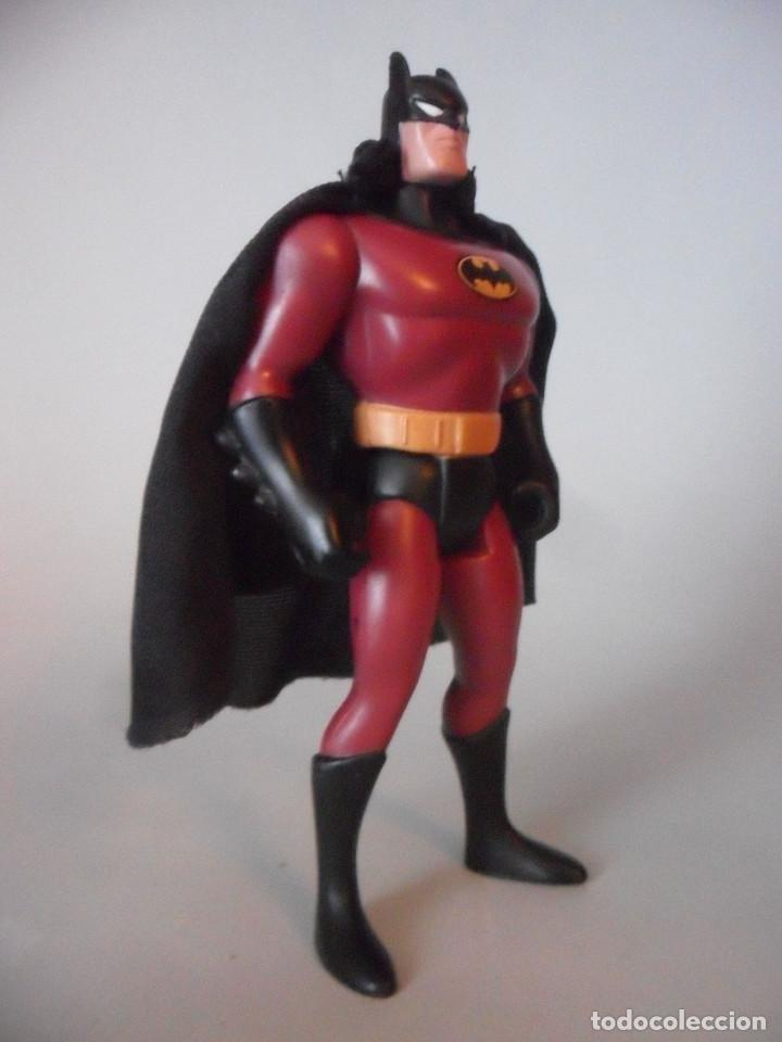 Figuras y Muñecos DC: BATMAN THE ANIMATED SERIES BATMAN INFRARED KENNER 1993 - Foto 3 - 190190328