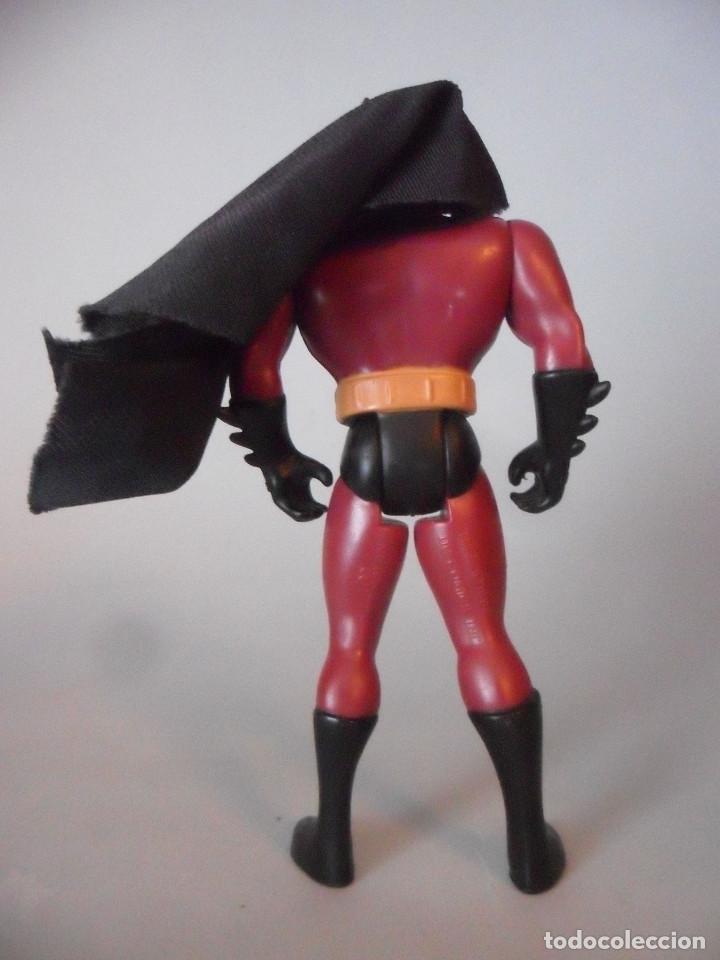 Figuras y Muñecos DC: BATMAN THE ANIMATED SERIES BATMAN INFRARED KENNER 1993 - Foto 5 - 190190328