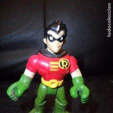 Figuras y Muñecos DC: ROBIN - DC COMICS - IMAGINEXT -. Lote 193995526