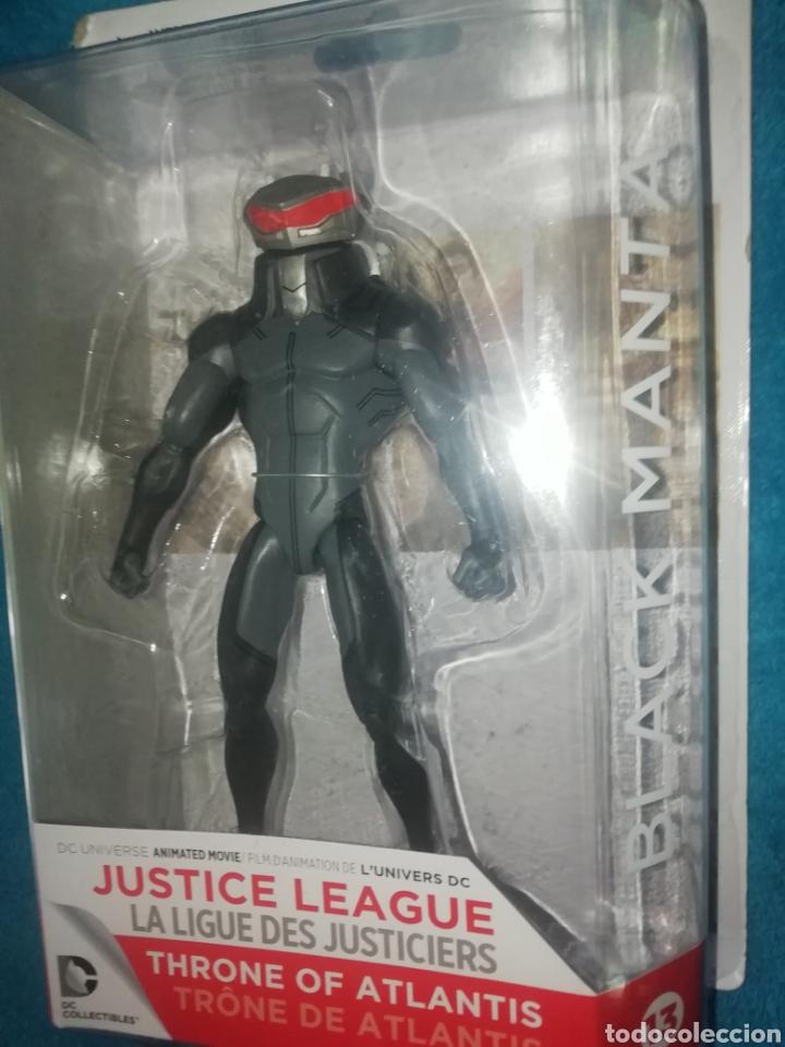 Figuras y Muñecos DC: Justice League Black Manta Throne of Atlantis - Foto 2 - 194206921