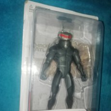 Figuras y Muñecos DC: JUSTICE LEAGUE BLACK MANTA THRONE OF ATLANTIS. Lote 194206921