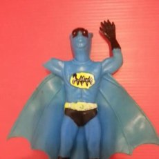 Figuras y Muñecos DC: FIGURA MUÑECO GOMA PVC BATMAN BOOTLEG FAKE. AÑOS 80. DC COMICS. Lote 194282450