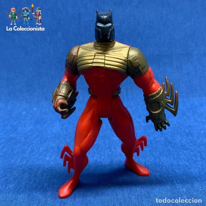 FIGURA BATMAN- DC COMICS - AÑO 1994 (Juguetes - Figuras de Acción - DC)