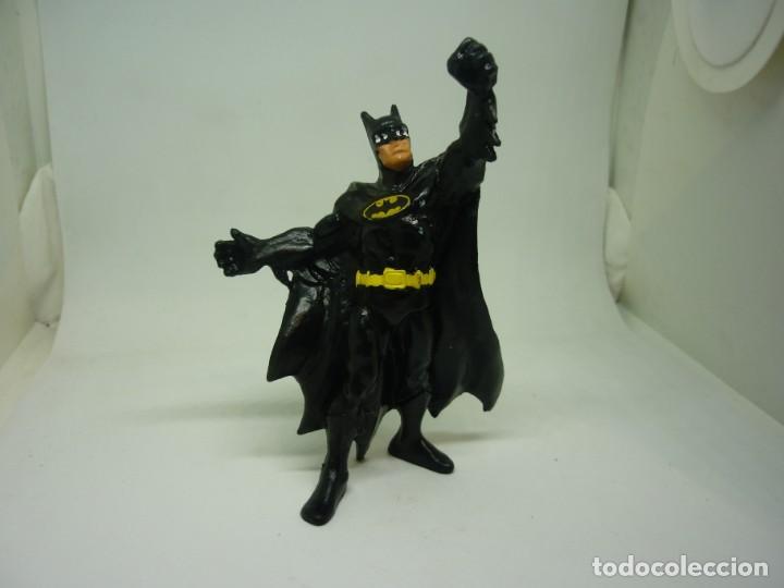FIGURA DE BATMAN - DC COMICS - BULLY 1989 (Juguetes - Figuras de Acción - DC)