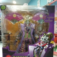 Figuras y Muñecos DC: JOKER DEMON KING OF THE SIXTH HEAVEN SH FIGUARTS BATMAN NINJA DC TAMASHII NATIONS. Lote 194921248