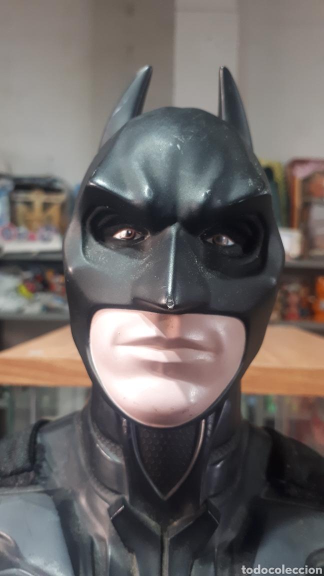 Figuras y Muñecos DC: Impresionante figura BATMAN EL CABALLERO OSCURO 75 CM ALTURA DC COMICS - Foto 3 - 195000518