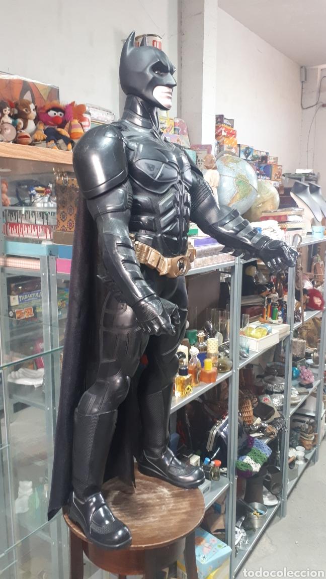 Figuras y Muñecos DC: Impresionante figura BATMAN EL CABALLERO OSCURO 75 CM ALTURA DC COMICS - Foto 4 - 195000518