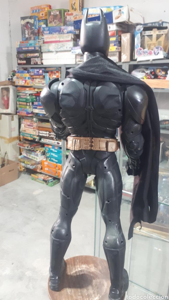 Figuras y Muñecos DC: Impresionante figura BATMAN EL CABALLERO OSCURO 75 CM ALTURA DC COMICS - Foto 6 - 195000518