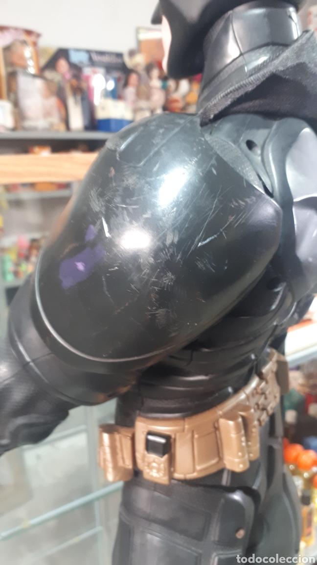 Figuras y Muñecos DC: Impresionante figura BATMAN EL CABALLERO OSCURO 75 CM ALTURA DC COMICS - Foto 9 - 195000518