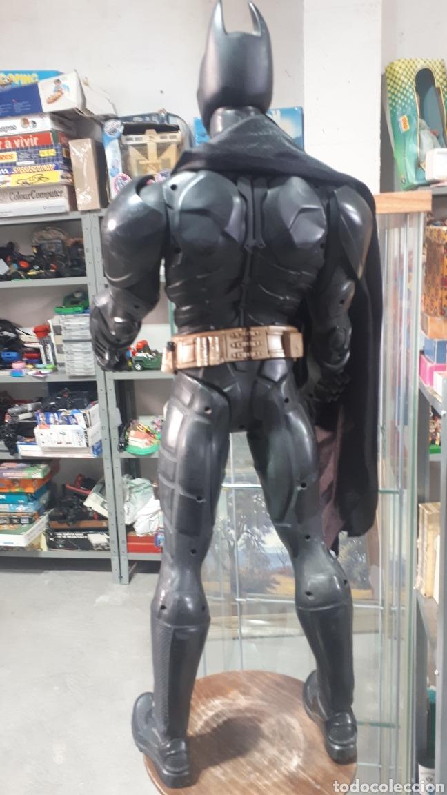 Figuras y Muñecos DC: Impresionante figura BATMAN EL CABALLERO OSCURO 75 CM ALTURA DC COMICS - Foto 10 - 195000518