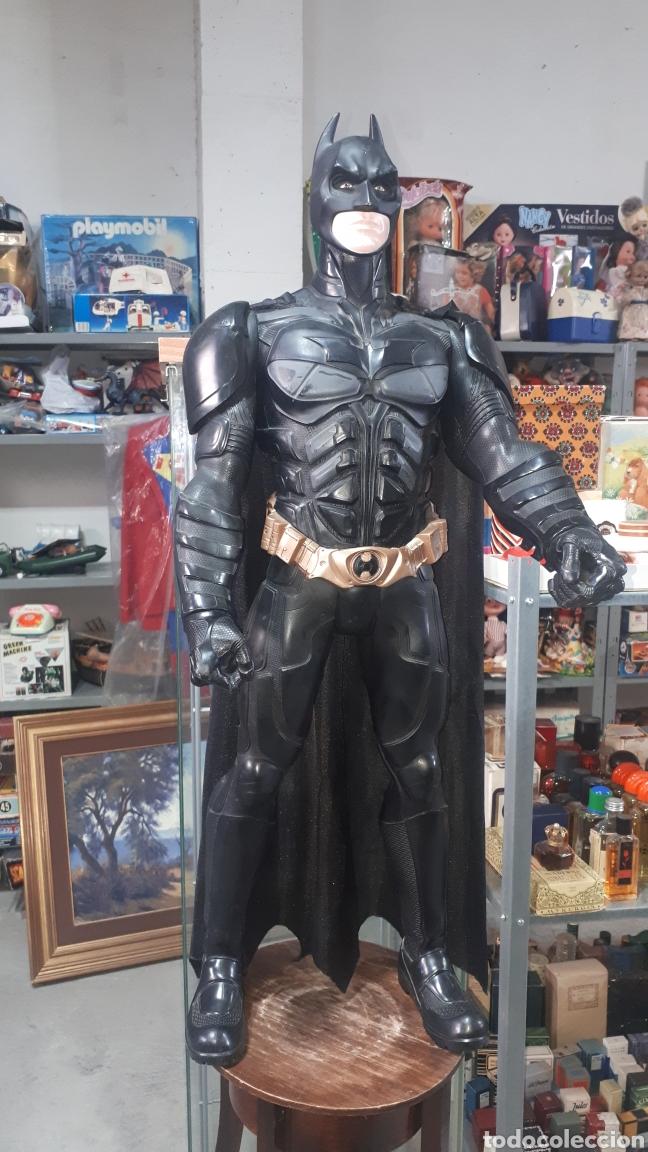 IMPRESIONANTE FIGURA BATMAN EL CABALLERO OSCURO 75 CM ALTURA DC COMICS (Juguetes - Figuras de Acción - DC)