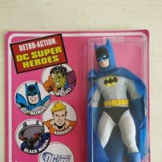 Figuras y Muñecos DC: BATMAN RETRO ACTION DC SUPER HEROES MATTEL 2010 MEGO BLISTER SIN ABRIR MATTEL. Lote 150979374