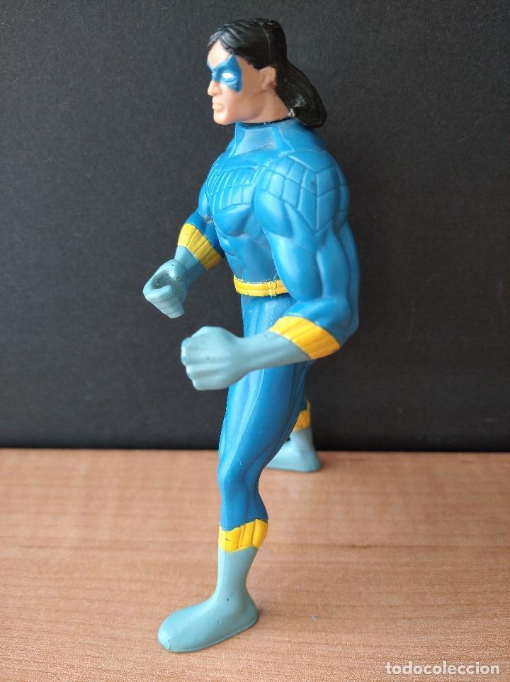 Figuras y Muñecos DC: FIGURA DC DICK GRAYSON-13cm aprox.-KENNER-1994-VER FOTOS-B1-V1 - Foto 6 - 196349551