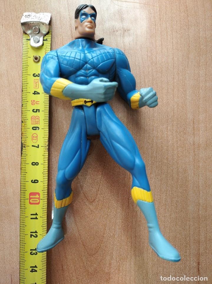 Figuras y Muñecos DC: FIGURA DC DICK GRAYSON-13cm aprox.-KENNER-1994-VER FOTOS-B1-V1 - Foto 8 - 196349551