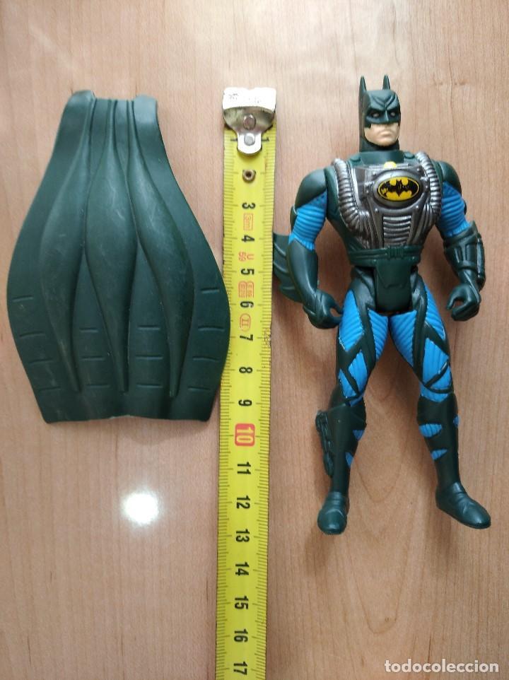 Figuras y Muñecos DC: FIGURA DC BATMAN MANTA RAY-13cm aprox.-KENNER-1995-VER FOTOS-B1-V1 - Foto 10 - 196349862