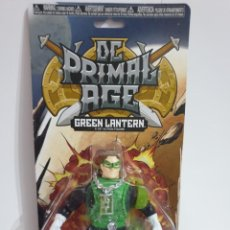 Figuras y Muñecos DC: THE PRIMAL AGE GREEN LANTERN. MOTU. SUPER7. MATTEL. DC. Lote 197951036