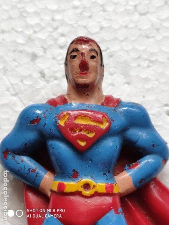 Figuras y Muñecos DC: FIGURA DESUPERMAN - DC COMICS INC – EURA - Spain - Años 70 - Foto 3 - 183601875