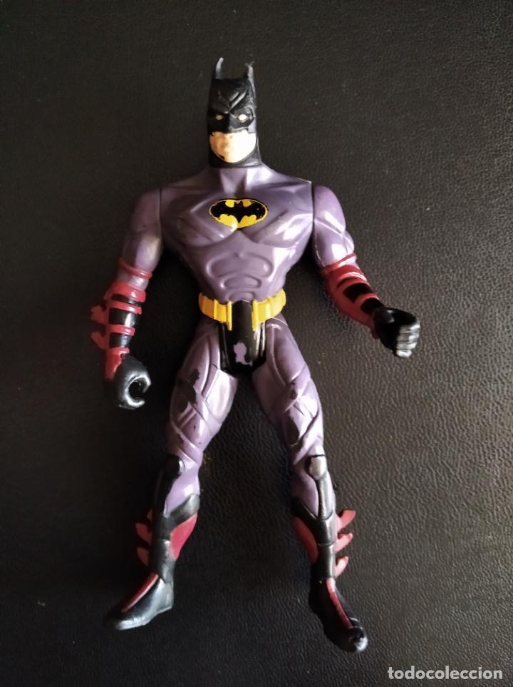 Figuras y Muñecos DC: BATMAN - DEL FILM BATMAN FOREVER, DC COMICS KENNER 1995. - Foto 2 - 201658252