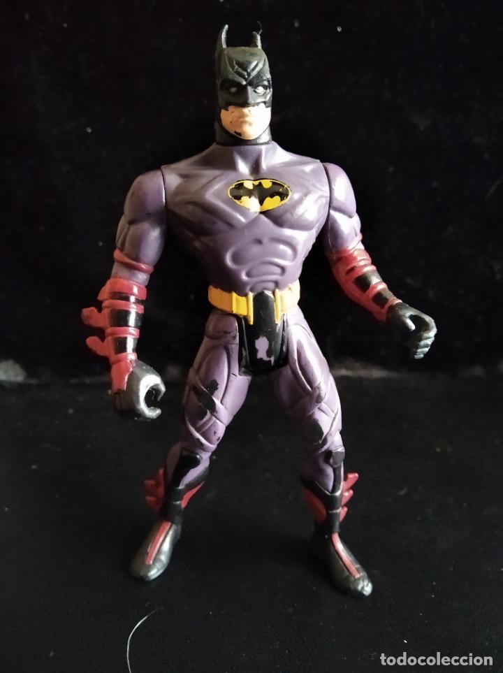 BATMAN - DEL FILM BATMAN FOREVER, DC COMICS KENNER 1995. (Juguetes - Figuras de Acción - DC)