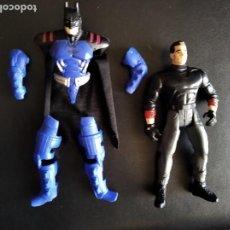 Figuras e Bonecos DC: BATMAN ES VAL KILMER - DEL FILM BATMAN FOREVER, DC COMICS KENNER 1995. FIGURA COMPLETA. Lote 201658585