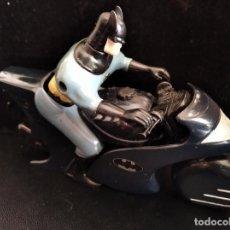 Figuras e Bonecos DC: BATMAN EN BATMOTO - BATMAN ANIMATED SERIES, DC COMICS 1993 KENNER -. Lote 203223867