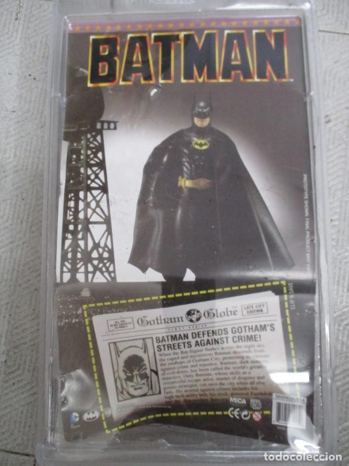 Figuras y Muñecos DC: BATMAN - TIM BURTON 25 ANIVERSARIO - NECA - NUEVO - REEL TOYS - Foto 2 - 203805330