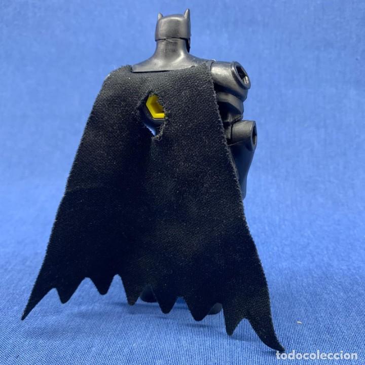 Figuras y Muñecos DC: FIGURA BATMAN - THE BRAVE & THE BOLD - KRYPTONITE COLLISION BATTLE - 2009 - MATTEL 12.5 CM - Foto 2 - 203913443
