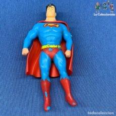 Figuras y Muñecos DC: FIGURA SUPERMAN - JUSTICE LEAGUE MINI STRETCH - FLEXIBLE - MINI STRECH LIGA DE LA JUSTICIA - 17CM. Lote 203917023