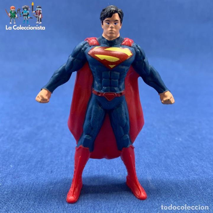 FIUGURA SUPERMAN - COMANSI - 9.5 CM (Juguetes - Figuras de Acción - DC)