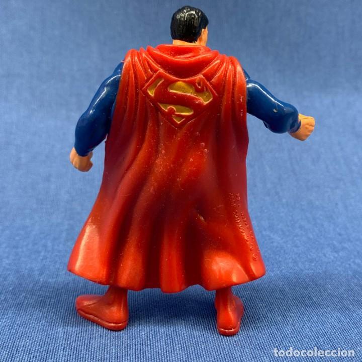 Figuras y Muñecos DC: FIUGURA SUPERMAN - DC COMICS - AÑO 1992 - 9.5 CM - Foto 3 - 204022746