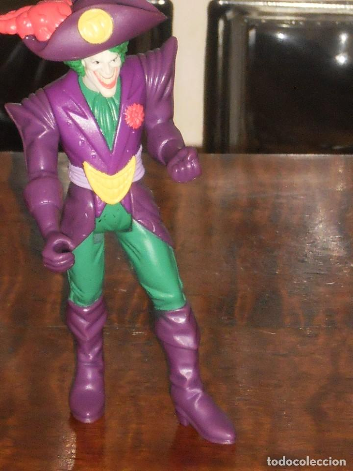 Figuras y Muñecos DC: THE JOKER PIRATA - TM&C -1996 –DC Comics Inc. –KENNER - Foto 9 - 204705265