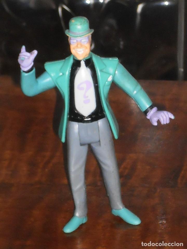 FIGURA ENIGMA – BATMAN TM&C -1993 –DC COMICS INC. –KENNER (Juguetes - Figuras de Acción - DC)
