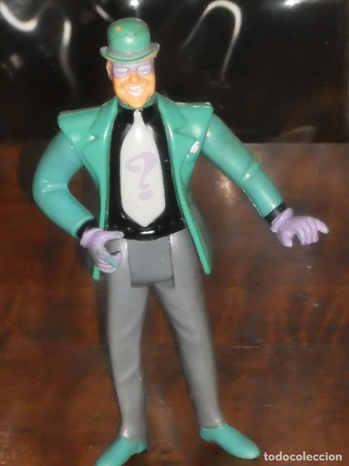 Figuras y Muñecos DC: FIGURA ENIGMA – Batman TM&C -1993 –DC Comics Inc. –KENNER - Foto 2 - 204706932
