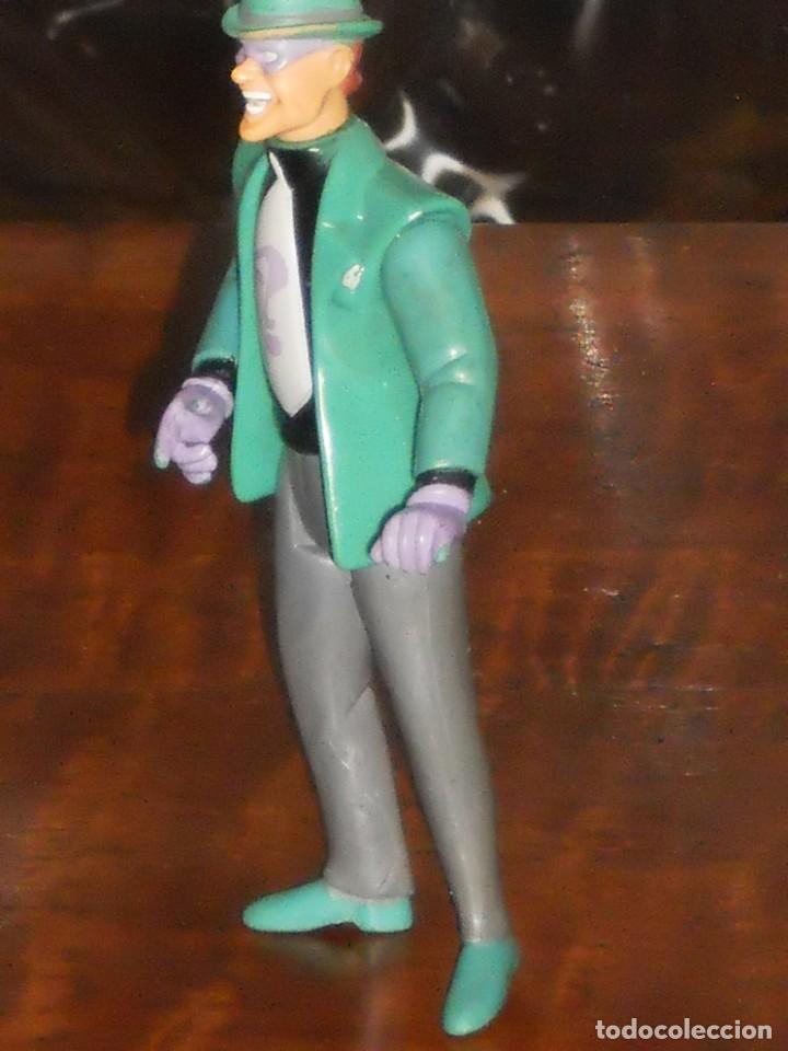 Figuras y Muñecos DC: FIGURA ENIGMA – Batman TM&C -1993 –DC Comics Inc. –KENNER - Foto 10 - 204706932